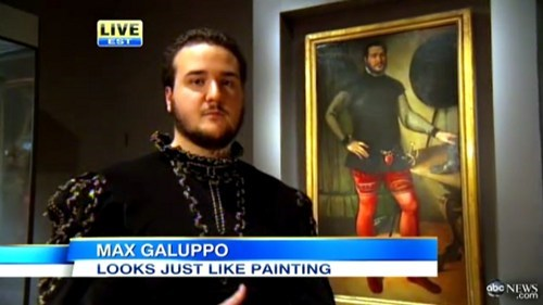 news important reporting painting - 6769911040