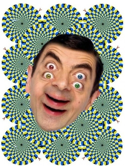 staph,mr-bean,wat r u doing,trippy,illusion