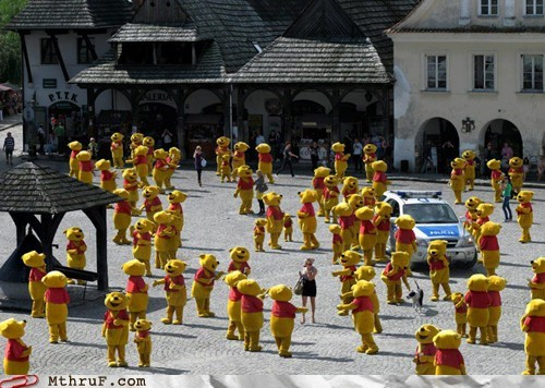 poland pooh winnie the pooh - 6770441984