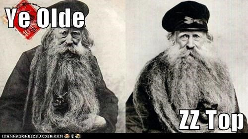 zz top beards Cats - 6770802944