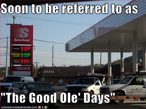 Economics gasoline - 677097216