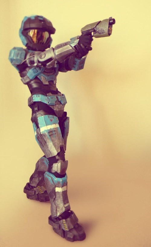 cosplay,spartan,halo,video games