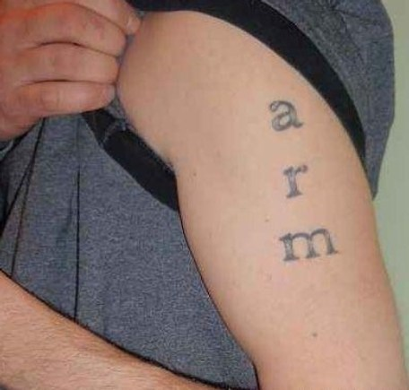 arm tattoos meta arm - 6772377088
