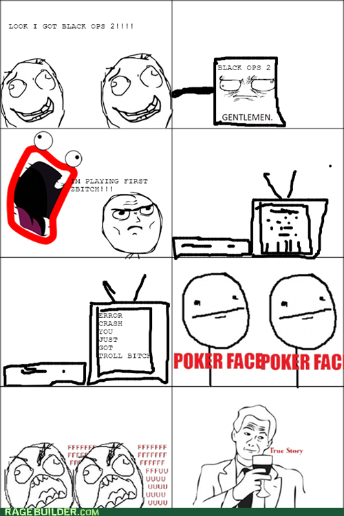 Black ops 2 Rage