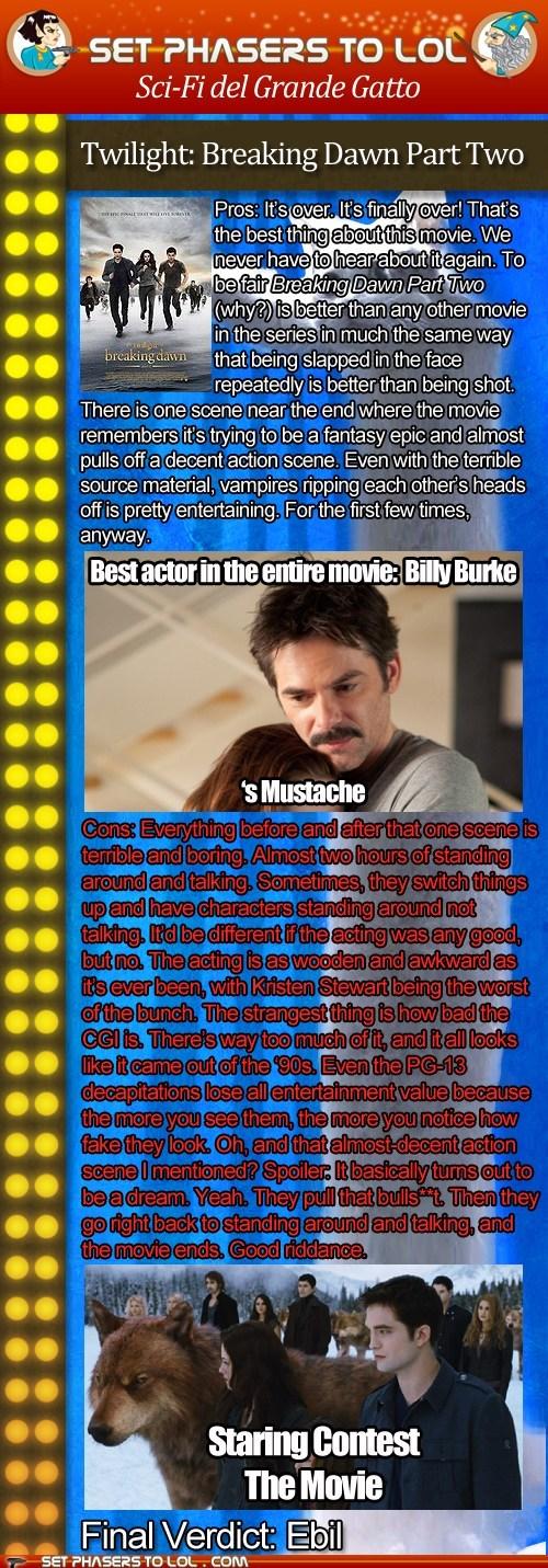 reviews kristen stewart bad movie edward cullen billy burke movies ebil robert pattinson twilight grande gatto bella swan - 6773139200