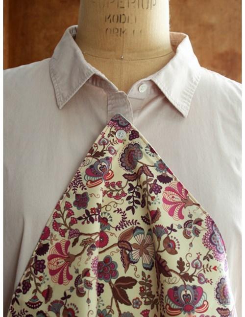 napkin bib buttonhole shirt genius - 6773612800