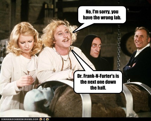 mel brooks young frankenstein Movie nostalgia actor 70s funny gene wilder - 6774949632