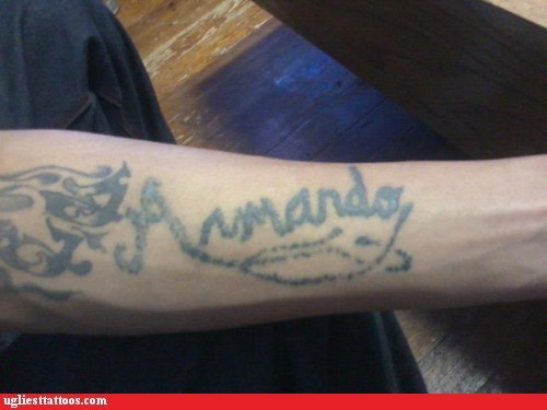 arm tattoos,armando