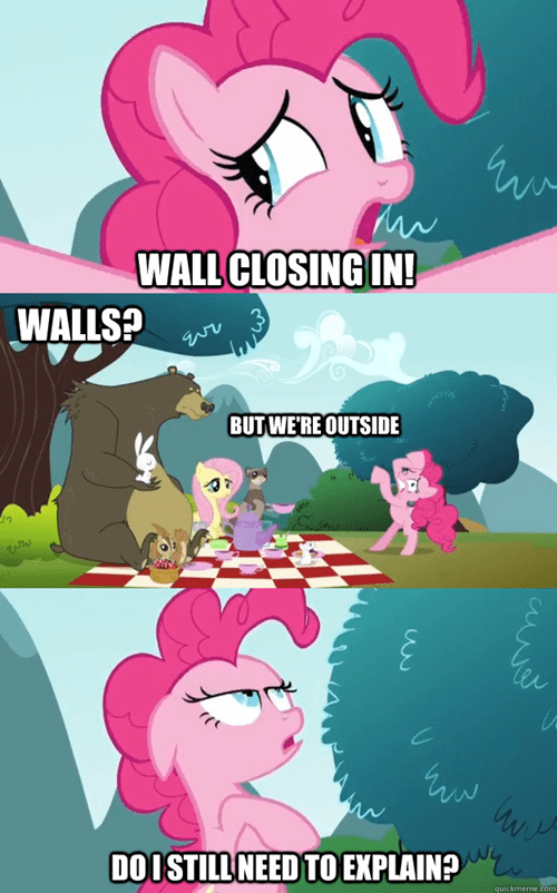 fourth wall comics pinkie pie - 6776846592