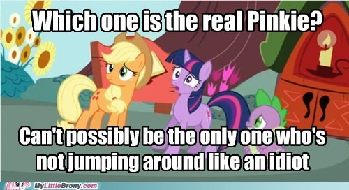 pinkie pie too many pinkie pies - 6778232576