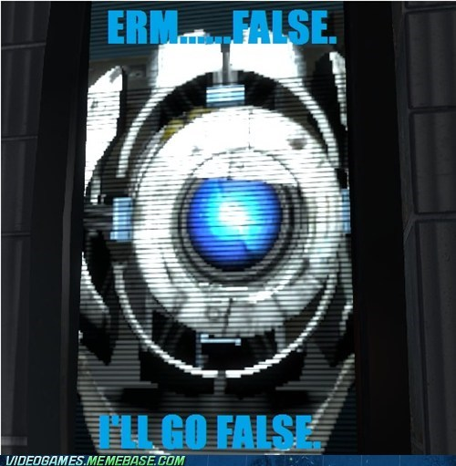false,Portal,I'll go with that