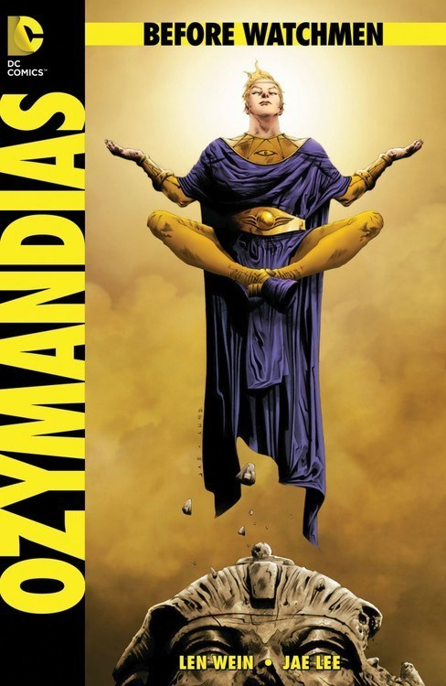 watchmen art ozymandias - 6780666624