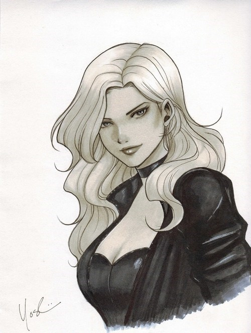 Black Canary art awesome - 6780856064