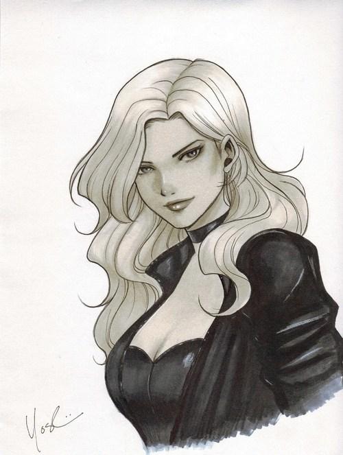 Black Canary art awesome - 6780856064