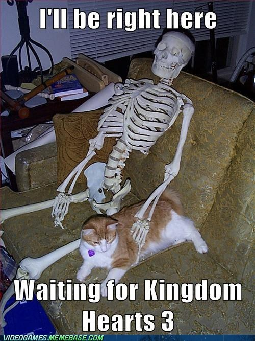 kingdom hearts 3 mfw dead - 6781239040