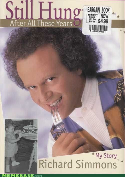 wtf that looks naughty richard simmons