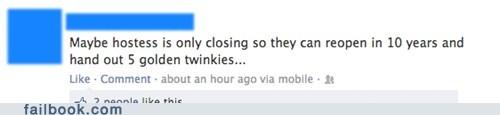golden ticket twinkle twinkies hostess - 6784463872