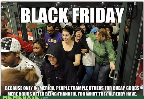 amercia black friday current events