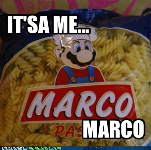 marco pasta classic mario