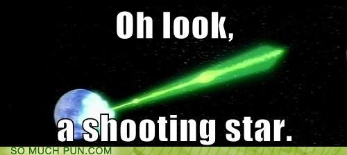 literalism Death Star star shooting star double meaning shooting - 6785580288