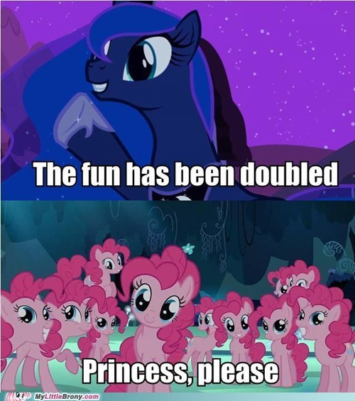 doubled too many pinkie pies - 6785752576