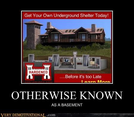 basement fortress underground - 6786777344