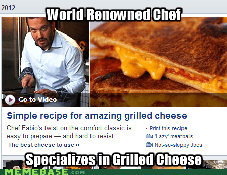 recipes chef grilled cheese - 6787647744
