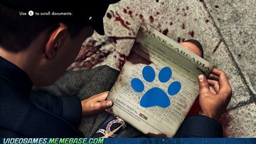 blues clues clue l-a-noire - 6787719424
