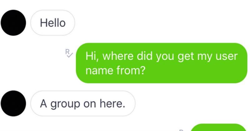 wtf creepy Awkward ridiculous texting rude - 6787845