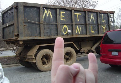 metal only heavy metal - 6787905536