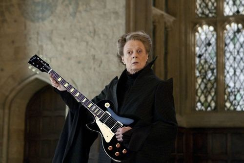 shoop Harry Potter Movie actor maggie smith funny - 6787913472