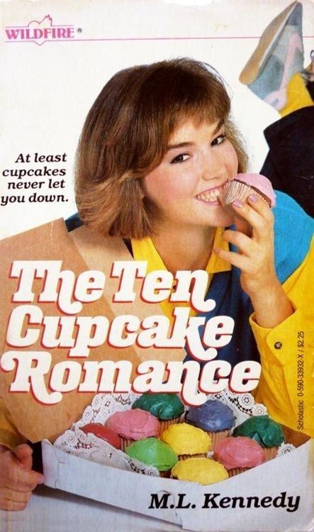 bargain books romance cupcakes