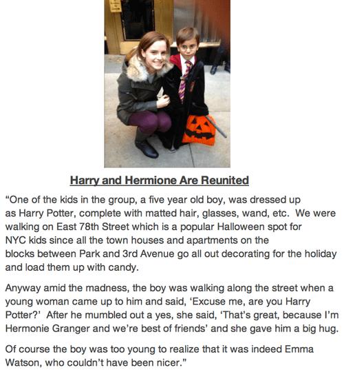 Harry Potter celeb hermoine granger emma watson - 6788386304