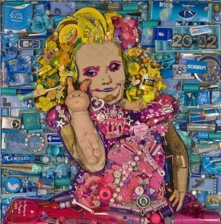 trashy trash art reality tv Honey Boo Boo Child