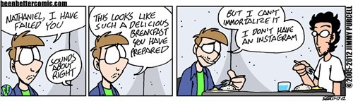 breakfast been better instagram comics ruined - 6788760576
