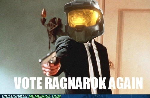 Ragnarok meme big team battle Halo 4 - 6788843520