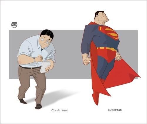 Clark Kent art superman - 6788872192
