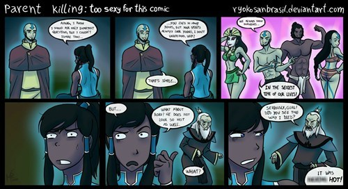 Fan Art korra webcomics - 6789651200