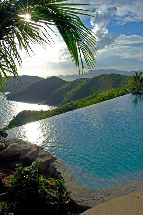 resort,infinity pool,landscape,vacation