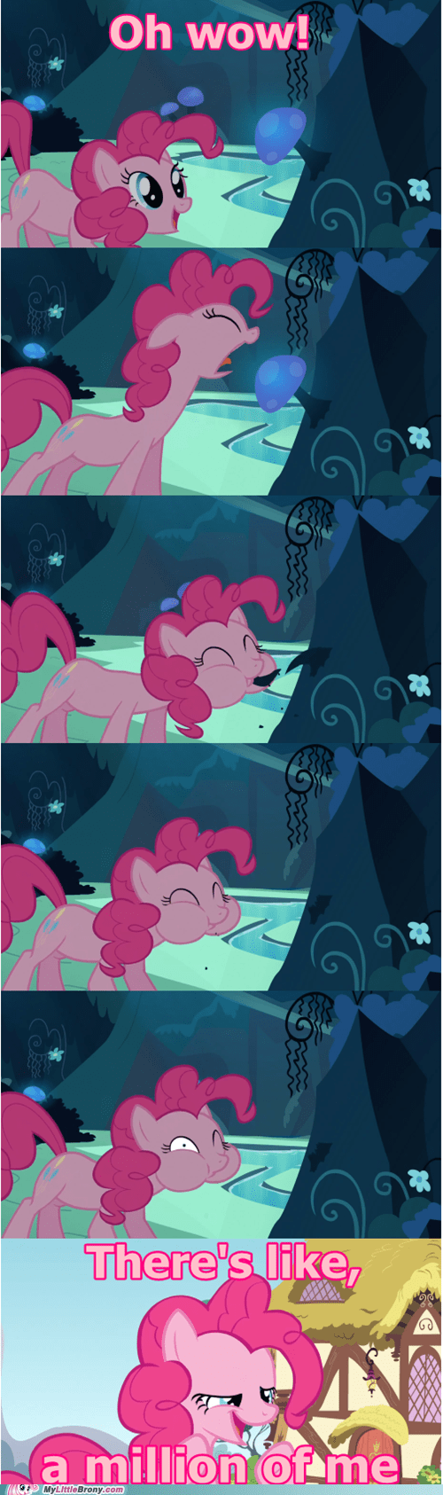 fun high pinkie pie everywhere comic - 6789852672
