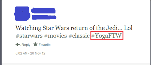 star wars return of the jedi yoda yoga - 6790442752