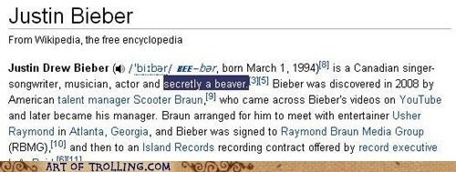 Music beaver wikipedia justin bieber - 6790863616
