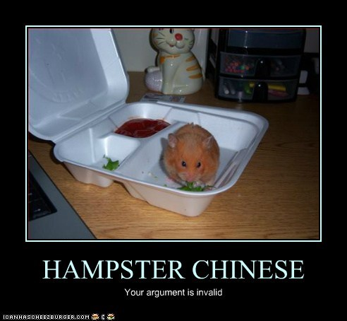 HAMPSTER CHINESE