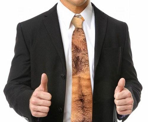 necktie bare chest - 6791661056