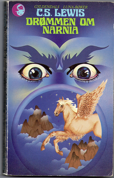 wtf book covers cover art pegasus cs lewis books angry science fiction narnia - 6791817216