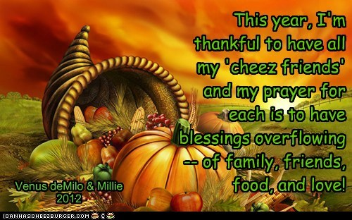 HAPPY THANKSGIVING EVERYONE!