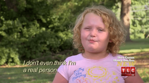 here comes honey boo boo TV honey boo-boo reality tv funny - 6792164352