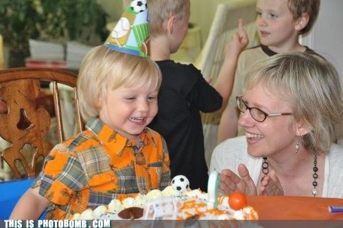 cake kids middle finger f u - 6792325120