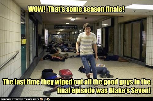 gary bell last time season finale Alphas Ryan Cartwright - 6792391168