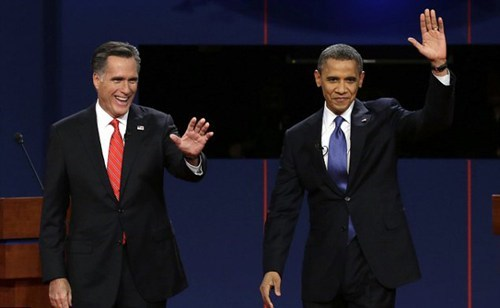 closing goodbye Mitt Romney barack obama farewell - 6792824576